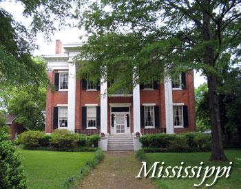 Mississippi travel destinations