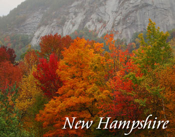 New Hampshire travel destinations