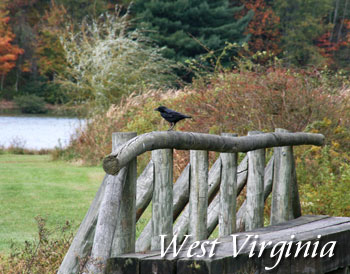 West Virginia hotels, WV travel destinations