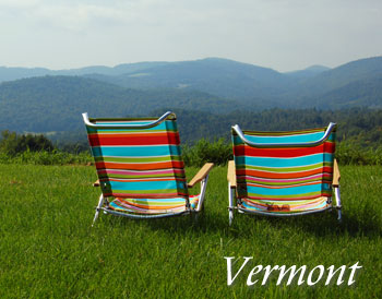 Vermont travel destinations