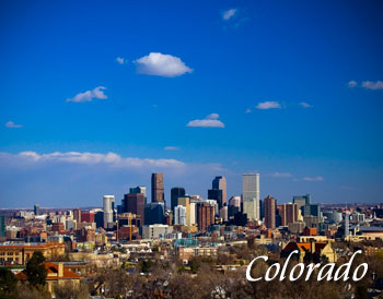Colorado travel destinations