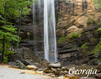 Georgia travel destinations