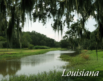 Louisiana travel destinations