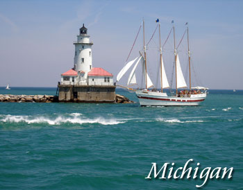 Michigan travel destinations
