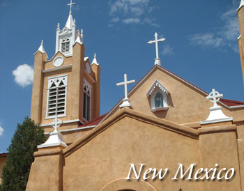 New Mexico Hotels, NM travel destinations