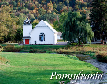 Pennsylvania travel destinations