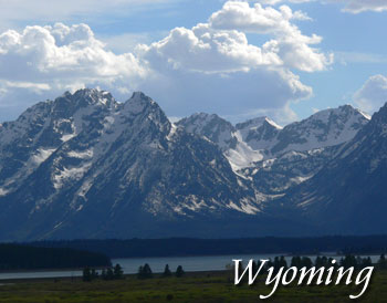 Wyoming travel destinations